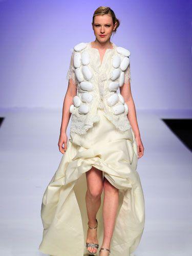 3fe1d154b5c Ugly Wedding Dresses - Crazy Designer Wedding Dresses -  Cosmopolitan---Marshmallows