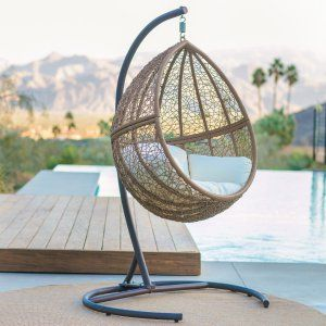 Medium image of hammock chair