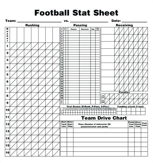 Image result for football score sheet pdf format #BasketballScores - sample football score sheet