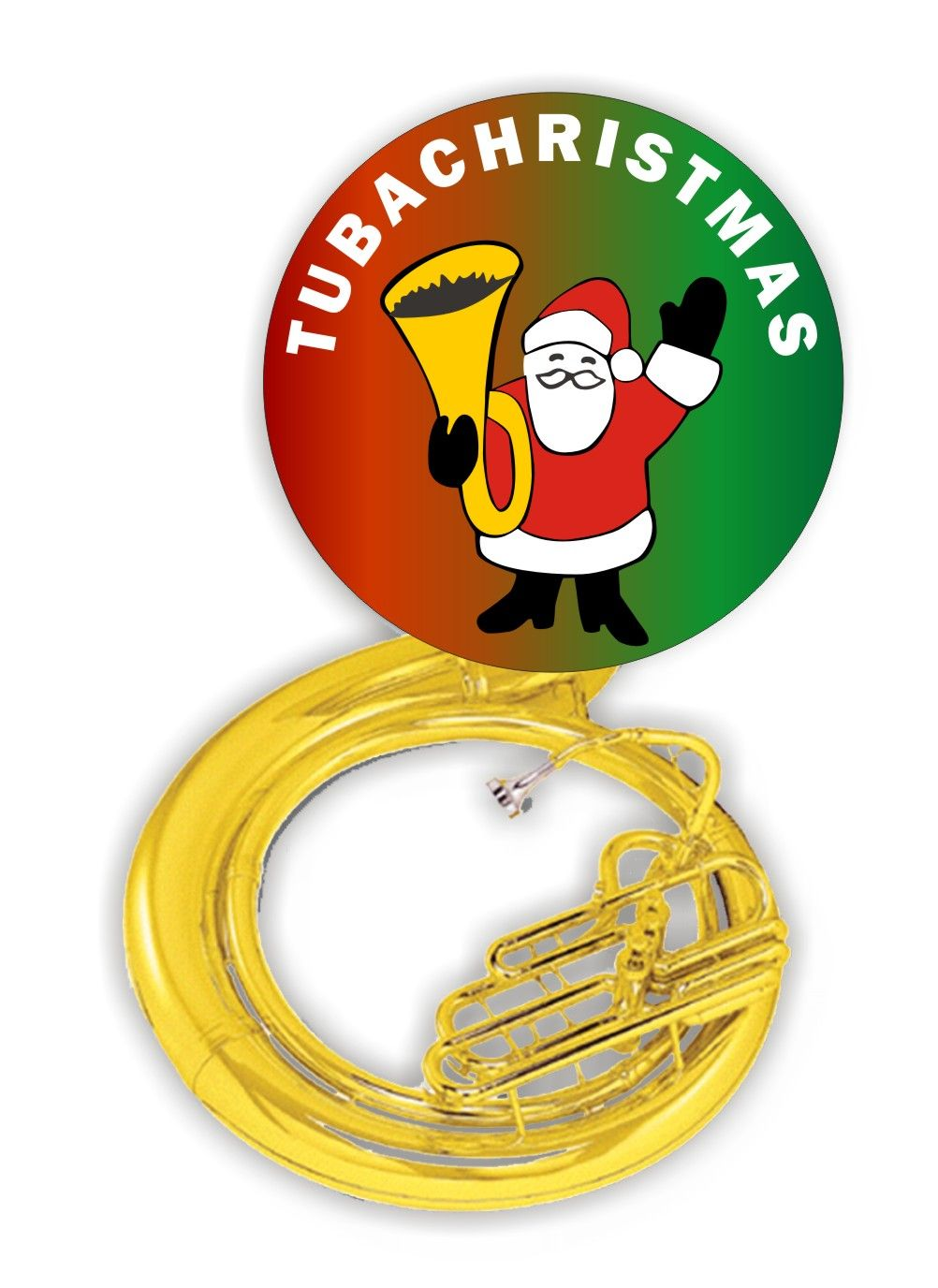 hight resolution of marching tuba clipart