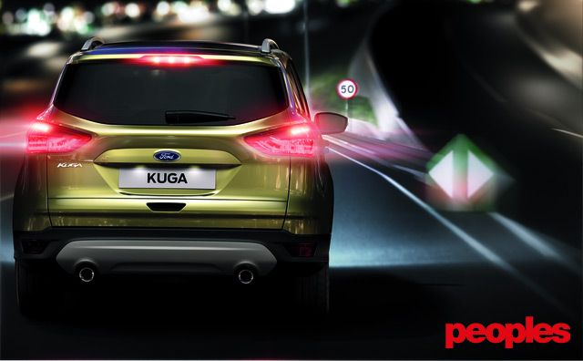Want a smart SUV?  Then the #Ford #Kuga is for you!  Packed full of fantastic technology like Ford #Sync and a hands free boot action, the #Kuga offers practicality, space and a sleek design.