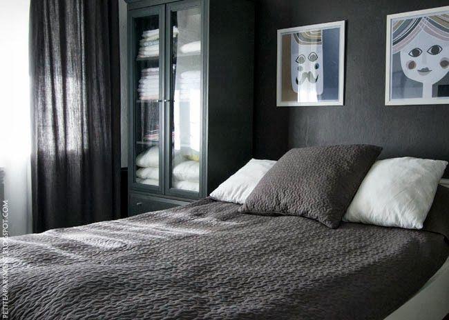 My Black Wall Bedroom Black Walls Bedroom Curtains For Grey Walls Black And Grey Curtains