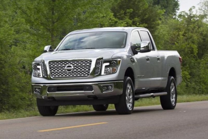 2020 Nissan Titan Xd Is The New Heavy Duty Pickup Contender Nissan Titan Xd Nissan Titan 2017 Nissan Titan Xd