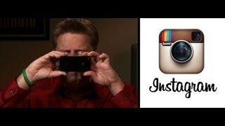 Como las personas ciegas utilizan Instagram