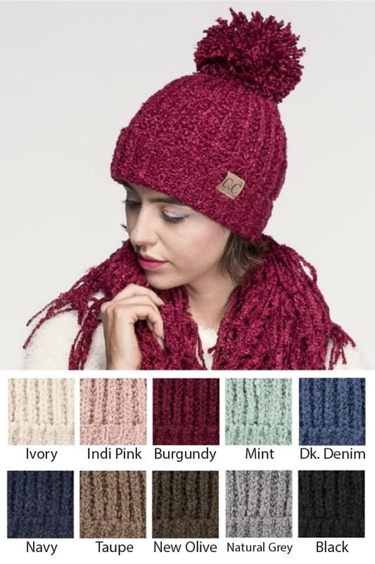 bb6a42b46ea CC Chenille Hat And you can just click here http