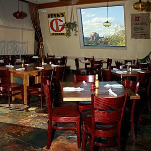 Top 10 Local Insution Restaurants Elote Cafe Sedona Sunset