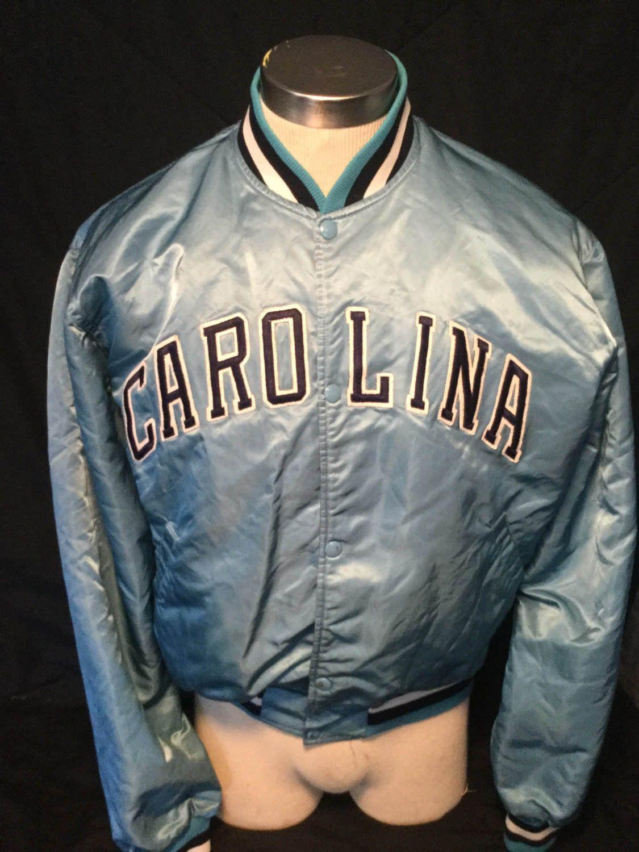 Vintage 1990 S North Carolina Tar Heels Starter Jacket Unc By 413productions On Etsy North Carolina Tar Heels Vintage Tshirts Trending Outfits [ 1500 x 1125 Pixel ]