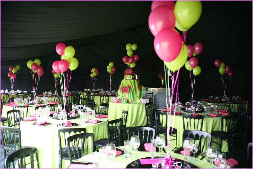 Birthday Party Decoration Ideas Google Search Fiestas Al