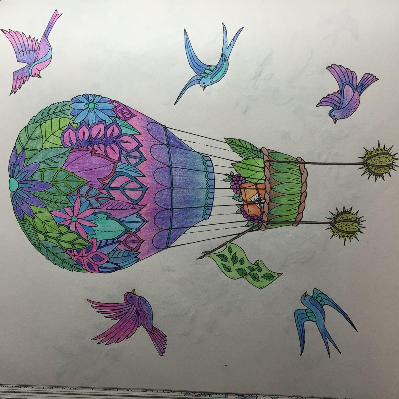 Voando com a imaginação!
