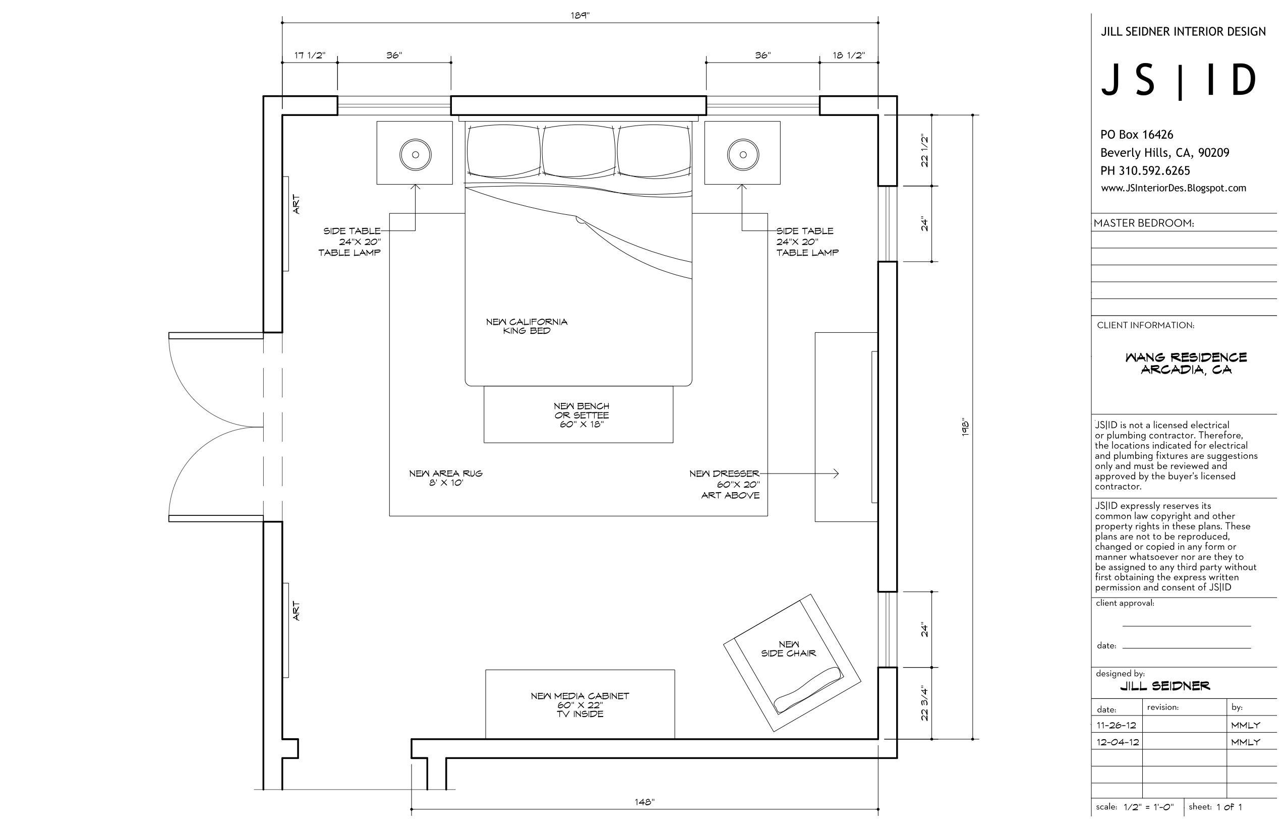 Fabelhafte Master Schlafzimmer Layout  Mehr auf unserer Website