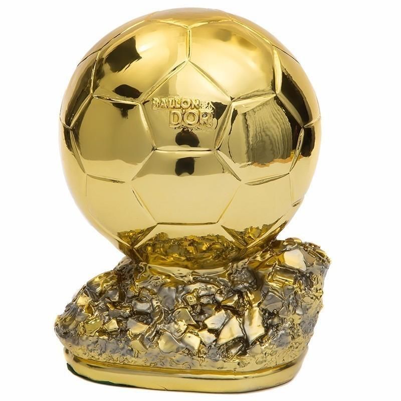 2018 Football Soccer Trophy Golden Ball Award Ballon D Or Football Trophies Trophy