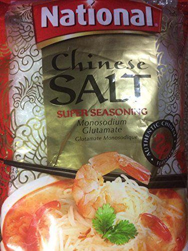 Chinese Salt Monosodium Glutamate Aji No Moto Ajinomoto Super