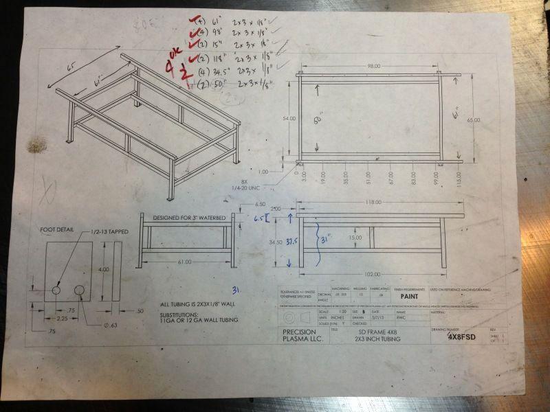 Cnc Plasma Table Plans Awesome Building A 4x8 Cnc Plasma Table Cnc Plasma Table Plasma Table Cnc Plasma