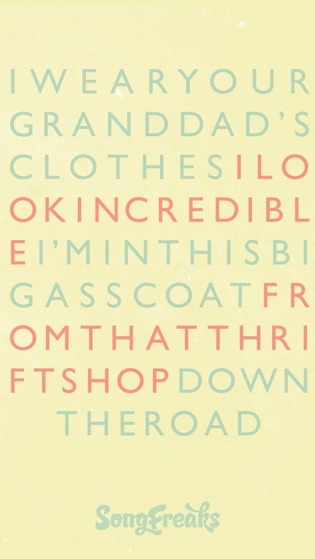 Macklemore \