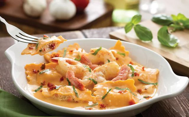 Limited Time Olive Garden Lobster Ravioli Lobster And Cheese