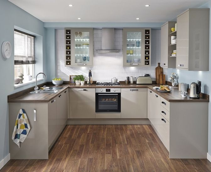 Greenwich Gloss Stone   Kitchens and floors   Pinterest   Cocinas