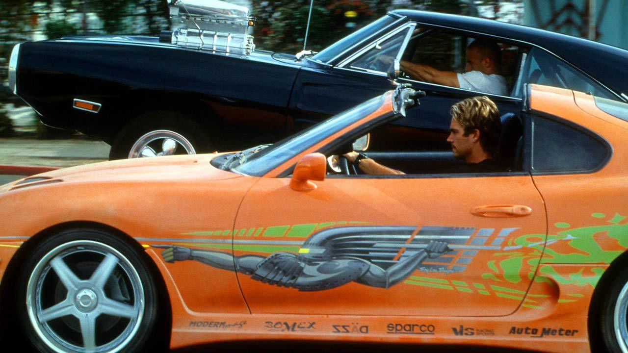 Fast U0026 Furious 7 To Use CGI Paul Walker