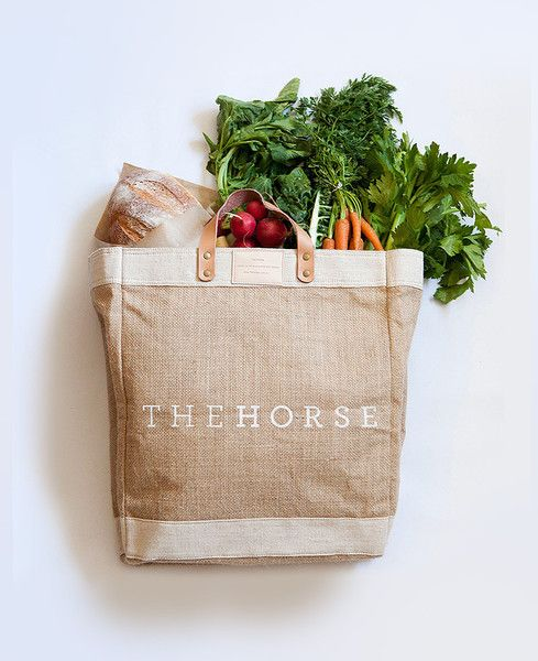 The Horse X Love Mercy Farmer S Market Bag