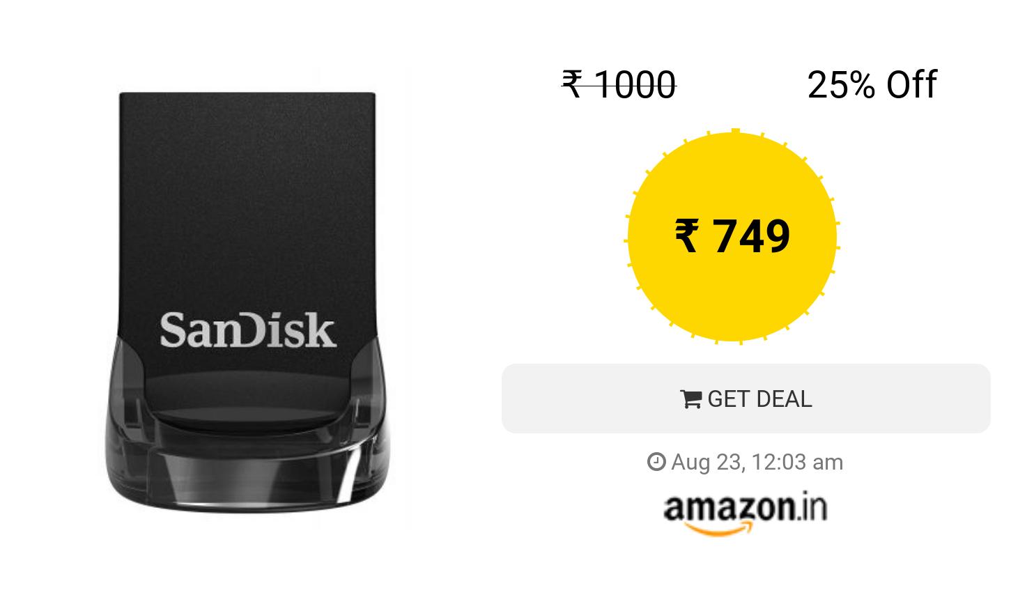 Sandisk Ultra Fit Usb 31 Flash Drive 32gb Usbhub Hub Original Dual 30