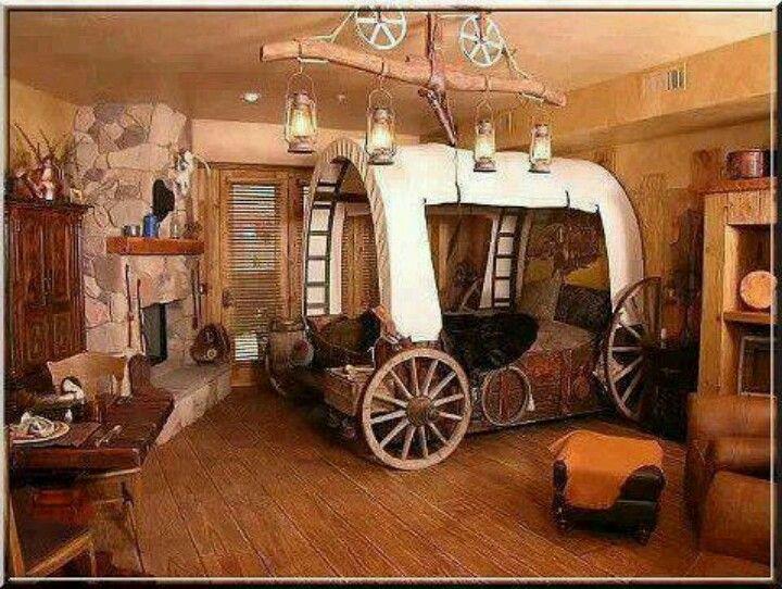 cowboy girl bedroom home sweet home en 2018 pinterest maison d co maison et decoration. Black Bedroom Furniture Sets. Home Design Ideas