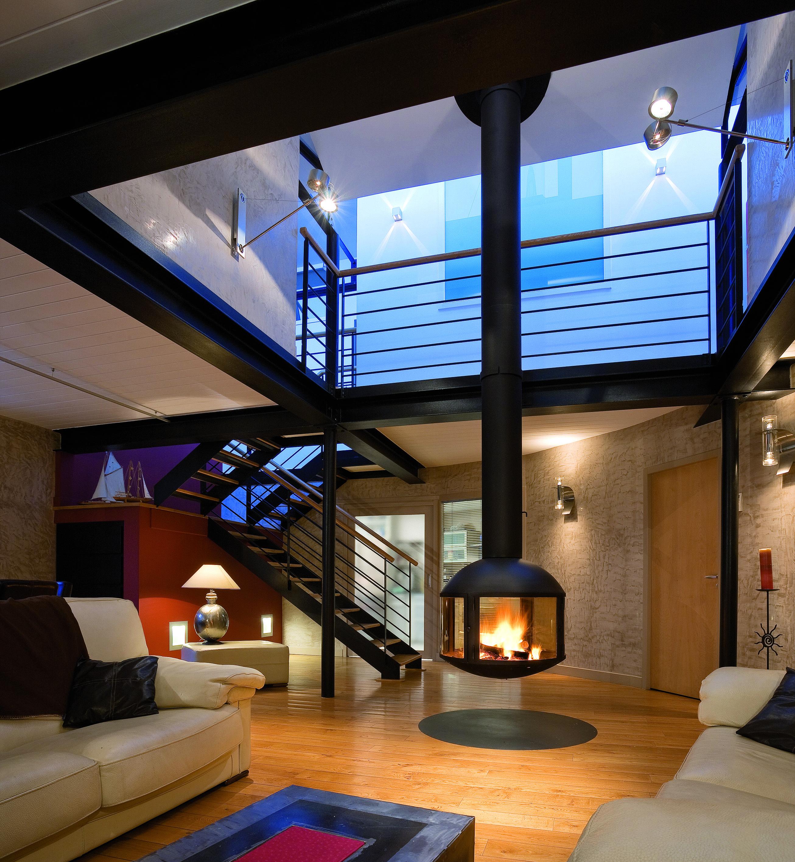 Siente la calidez de las chimeneas y convierte tu hogar en un ligar de armonía http://www.elemento3.com/