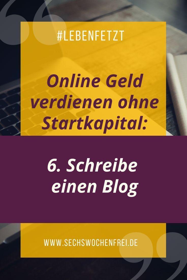 Online Artikel Schreiben Geld Verdienen