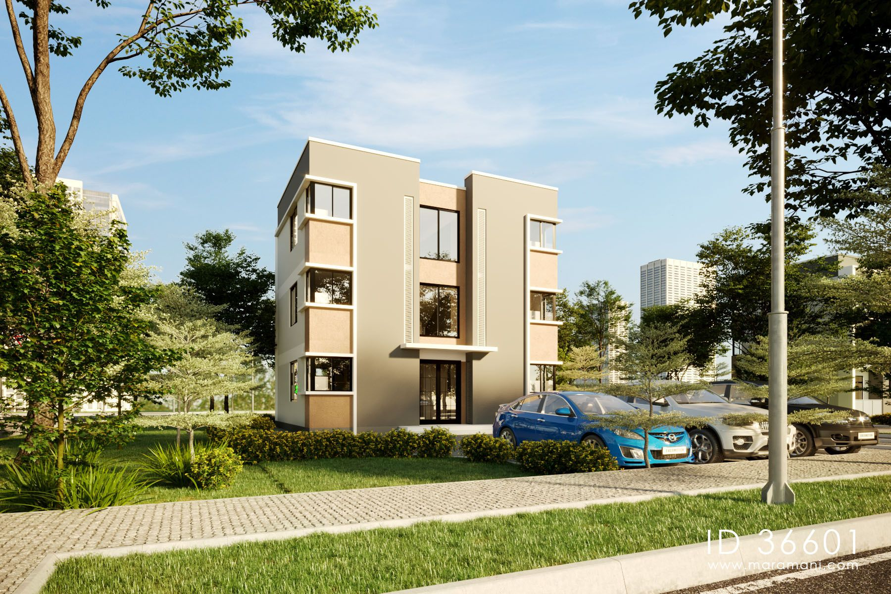 Studio Apartment Design Id 36601 House Plans By Maramani Com Studio Apartment Design Hostels Design Apartment Plans