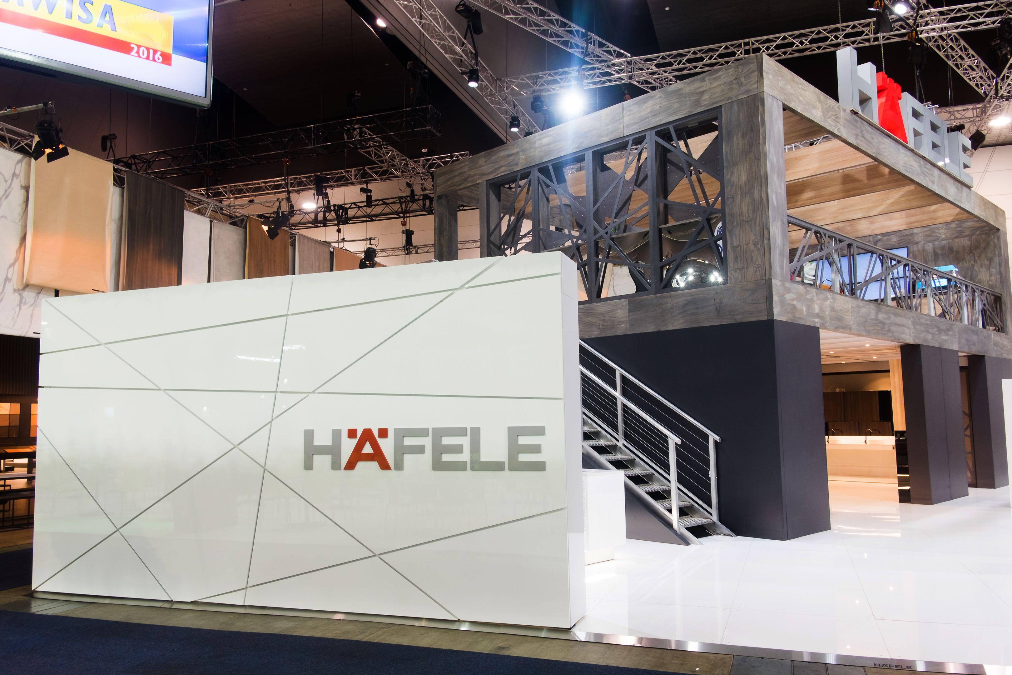 Expo Stands Australia : Hafele australia custom exhibition stand @ awisa 2016 melbourne
