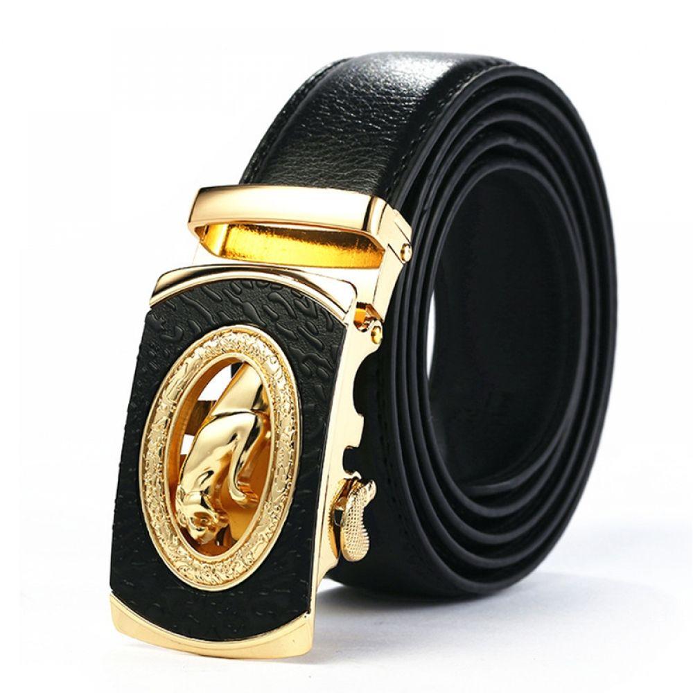 Genuine Leather Belts Luxury Fashion Trouser Waistband Stylish Casual Belts