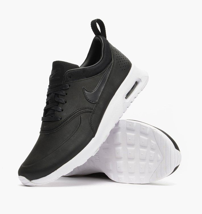 finest selection 75ee9 d574f caliroots.se Wmns Air Max Thea Premium Nike 616723-007 Premium! All Leather!  174993