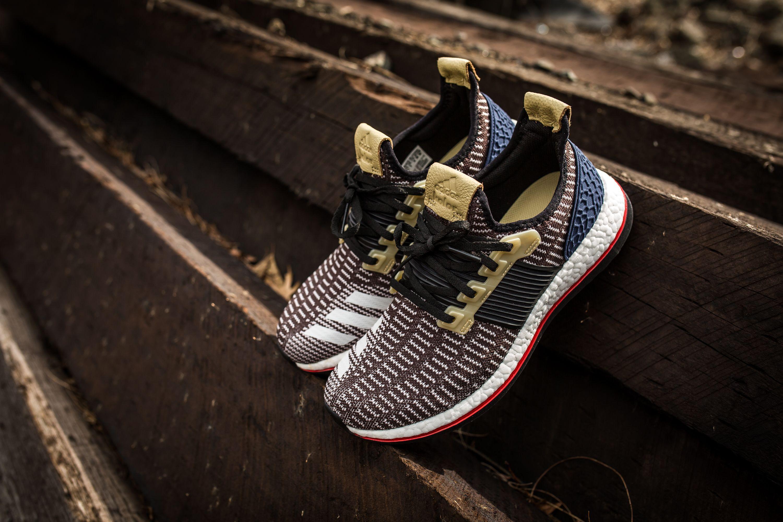 725d7694a8921 kolor x adidas Originals Pureboost ZG