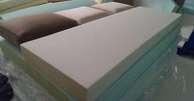 3 X 27 X 78 Foam Rubber Sheet Cushion Replacement Foam Rubber Sheet Foam Sheets Cushions
