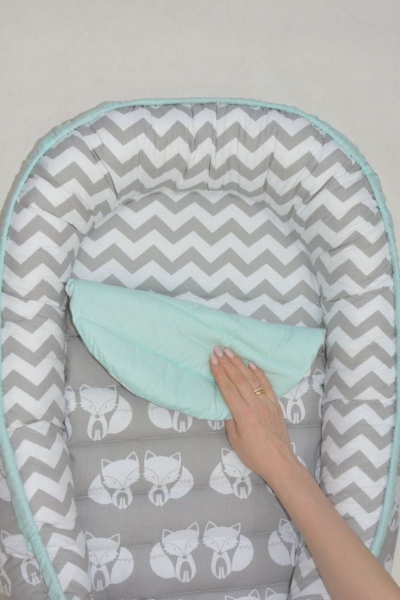 1e34c4f36d4c This a cute baby nest for your family! Now you will sleep better because  your baby will sleep in baby nest! This babynest comes in set with a  remouvable ...