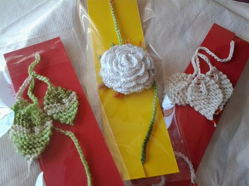 #bookmark #knitted special gift