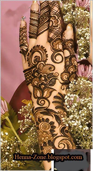 Henna Zone نقش حناء اماراتي 15 صورة مع فيديو Henna Arabic Henna Designs Beautiful Henna Designs