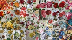 Choose from a gorgeous selection of vintage barkcloths and have your own tailored lampshade made to order from www.FollyandGlee.co.uk