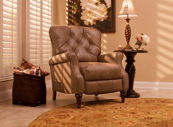 Kasson Leather Recliner Recliners Raymour And Flanigan Furniture Mattresses Mattress Furniture Recliner Leather Recliner