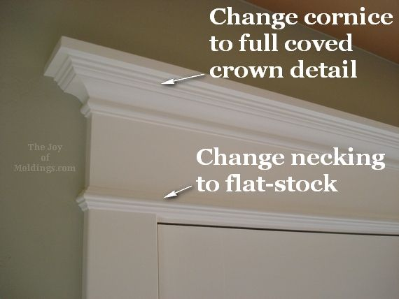 Trim work above interior doors victorian door trim for Over door decorative molding