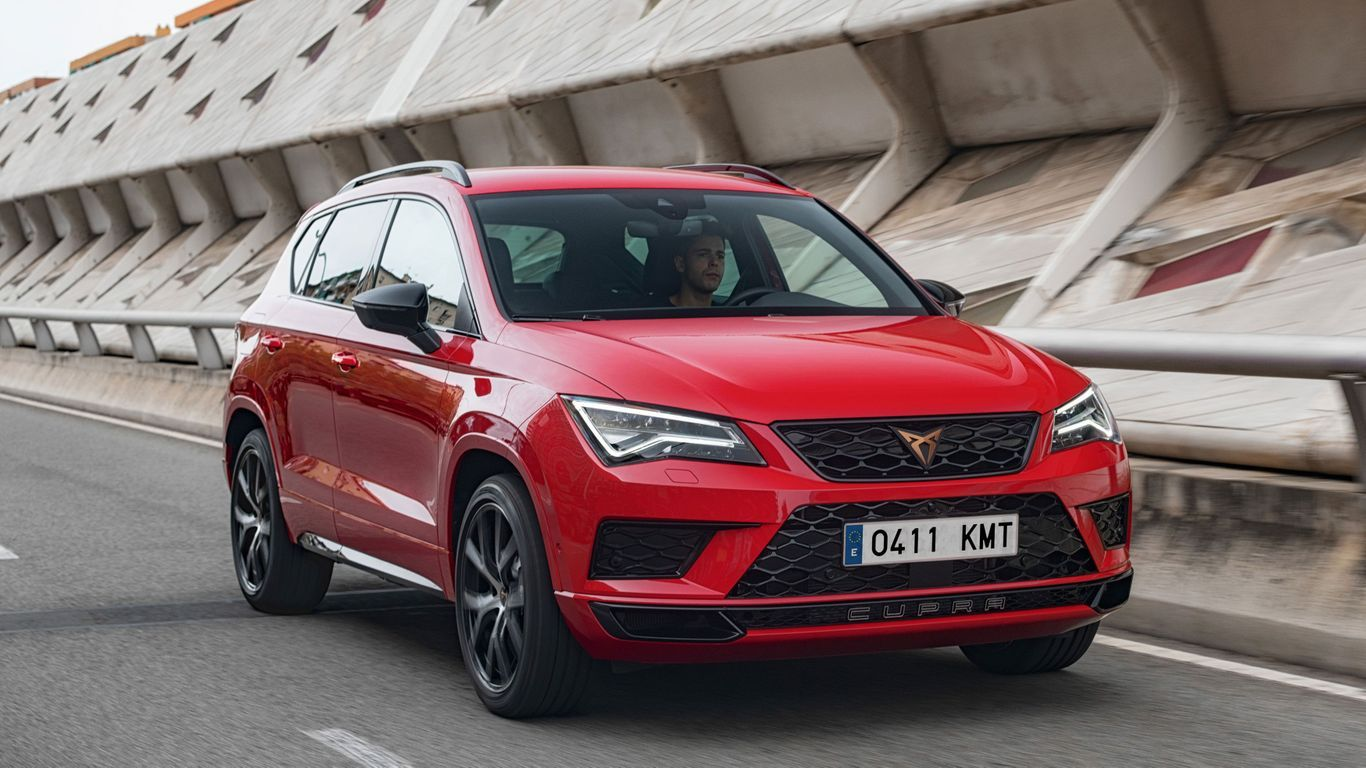 If You Re Looking For A Premium Suv The Cupra Ateca Is Definitely One To Consider Take A Look Suv Brands Cars For Sale Performance Cars
