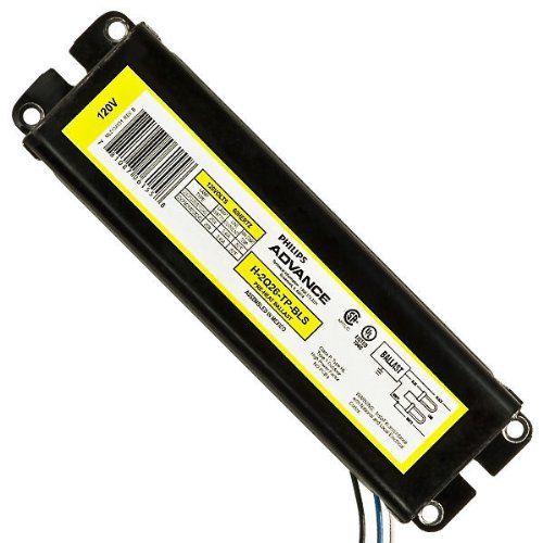 Advance H2q26tpblsm 2 Lamp Fluorescent Ballast 26 Watt Cfl 120 Volt Preheat Start 092 Ballast Factor Check This Awesome Produc Ballast Fluorescent Cfl