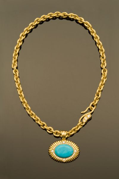 18kt diamond turquoise pendant chain things i like pinterest 18kt diamond turquoise pendant chain audiocablefo