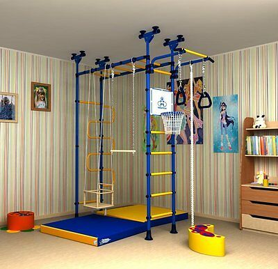 Details about PEGAS: Kid's Indoor Home Gym Swedish