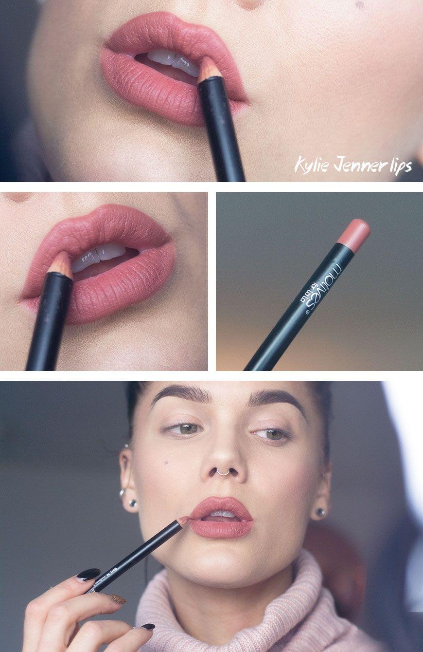 Kardashiansystern Kylie Jenner är känd för sina läppar som helt plötsligt blev större. ÄR det...