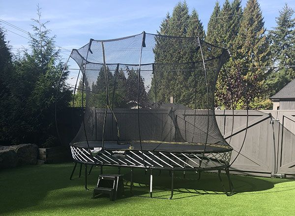 Best Trampolines for 2020: Reviews of the Top and Safest ...