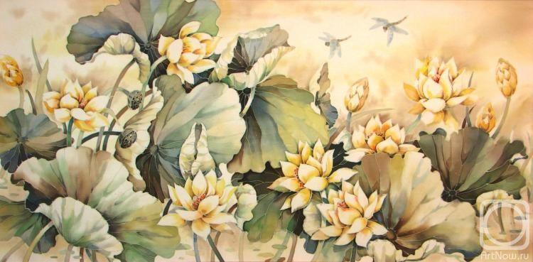 Ярмин Василий. Цветение лотоса