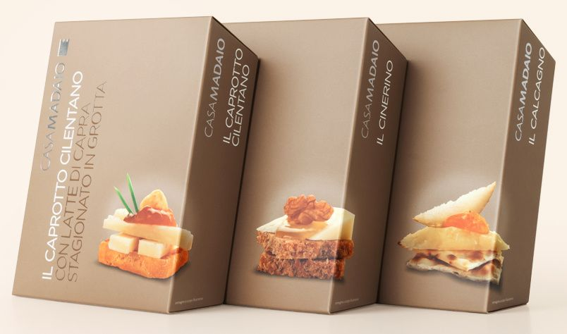 Casa Madaio, Positioning and Packaging System - CBA, designing brands with heart