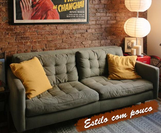 Sofá sala de estar