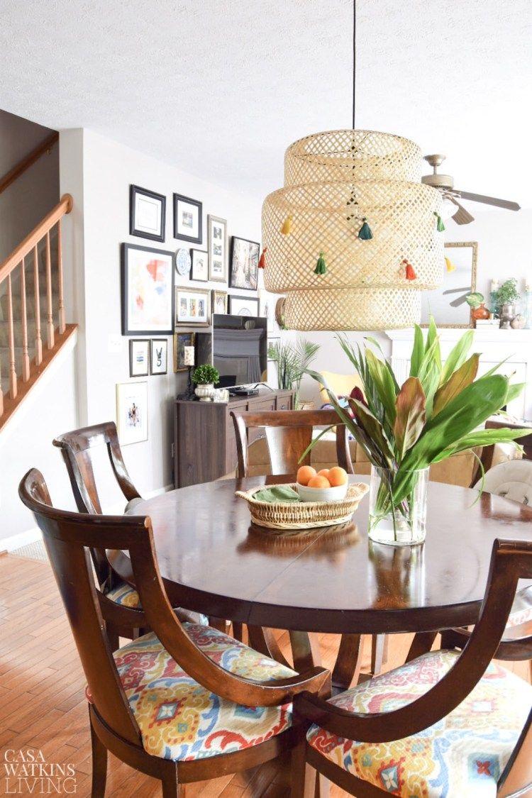 Diy ikea lamp makeover ideas trendy home decor dining