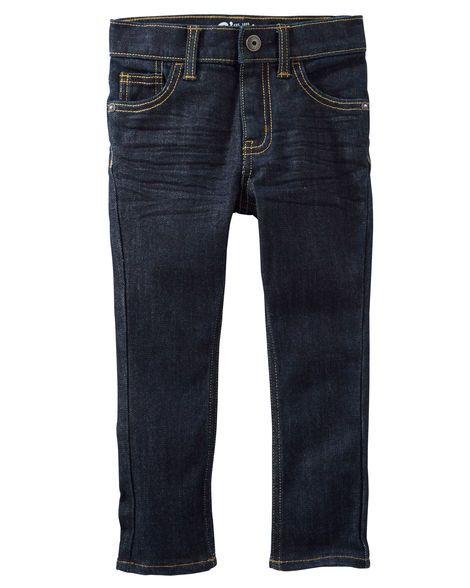 Indigo Toddelr//Kid OshKosh Bgosh Bright Denim Shorts