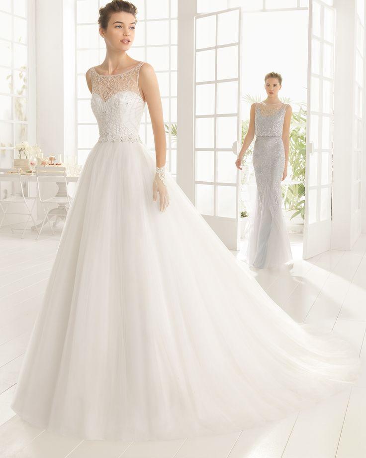 ball gown wedding dresses : 2016 marian aire barcelona (vestido de